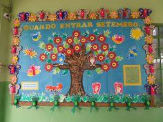 Atividades pedagógicas para Educação Infantil, |ideiacriativa.org Fish Crafts, Preschool Art, Spring Time, Easter, Classroom, Education, Birthday, Frame, Kids
