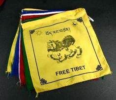 Dharmashop.com - FREE TIBET Prayer Flags, $11.00 (http://www.dharmashop.com/products/FREE-TIBET-Prayer-Flags.html)