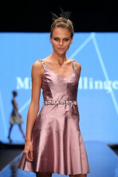 Mira Zwillinger's Show at Tel Aviv Fashion Week