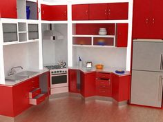 Istikbal Regina Kitchen Designs