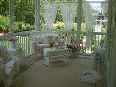 Southern Hospitality a pretty porch