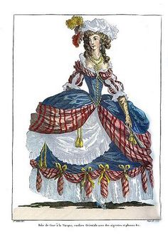 eighteenth century fashion/images | 18th century fashion plate 35 | Flickr - Photo Sharing!