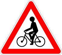 Bicicletas, Ciclista, Señales De Tráfico