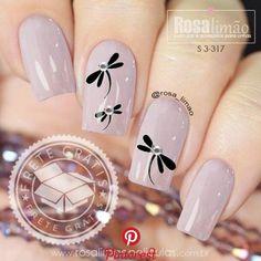 45 types of makeup nails art nailart 58 - nail art Fancy Nails, Cute Nails, Pretty Nails, Spring Nail Art, Spring Nails, Perfect Nails, Gorgeous Nails, Hair And Nails, My Nails