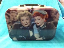 """VANDOR COLLECTIBLE TINS:  I LOVE LUCY """"FRIENDS FOREVER"""" LUNCHBOX"""