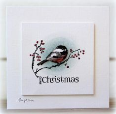 F4A239 Bird by Biggan - Cards and Paper Crafts at Splitcoaststampers