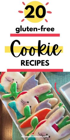 Wanting to make gluten-free cookies this weekend? I have over 20+ gluten-free recipes like sugar cookies, keto cookies and dairy-free tones too. Dairy Free Sugar Cookies, Gluten Free Cookie Recipes, Gluten Free Pumpkin, Pumpkin Chocolate Chip Cookies, Keto Chocolate Chips, Jam Cookies, Keto Cookies, Gluten Free Snickerdoodles, Walnut Cookies
