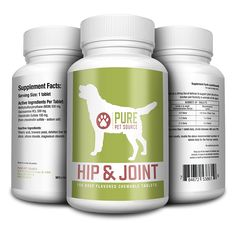 Best Dog Joint Supplement - Protect Your Dogs Hips With This Dog Hip Supplement - Strongest Formula Available Plus MSM - Beef Flavored So Your Dog Will Love It - 100% - Love It Or It's Free! * Unbelievable  item right here! (This is an amazon affiliate link. I may earn commission from it)