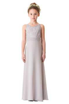 Junior Bridesmaid Dress Available at Ella Park Bridal | Newburgh, IN | 812.853.1800 | Bari Jay - style 1664JR | Matches BM style 1664