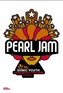 Pearl Jam Jones Beach 2000