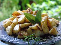Giuly's Cucina: Patate al forno con rosmarino e salvia