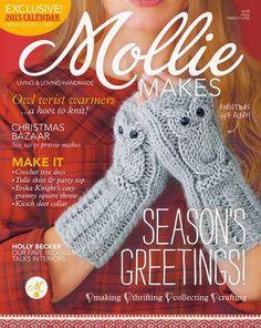 Mollie makes 21 - Les tricots de Loulou - Picasa Web Albums...FREE MAGAZINES!!