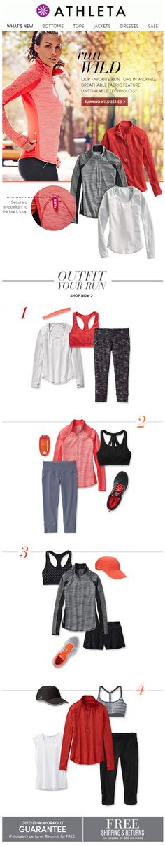 Athleta : PDP Outfitting