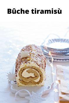 Buche Facon Tiramisu, Foie Gras, Xmas, Christmas, Vanilla Cake, Cake Recipes, Cooking, Magazine, Cook
