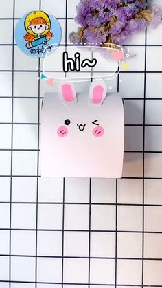 Cool Paper Crafts, Paper Crafts Origami, Diy Crafts For Gifts, Diy Home Crafts, Creative Crafts, Diy Crafts Hacks, Fun Crafts, Instruções Origami, Kawaii Diy