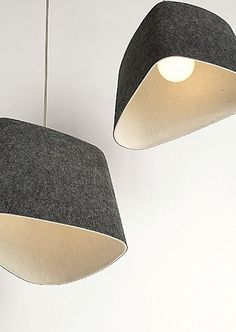 Felt Shade Pendant by Tom Dixon at Lumens.com
