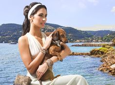 ANTIBES Touscé starts of with 'industrial –chic' jewelry and accessories.