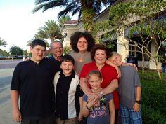 Grandchildren - They light up my life.