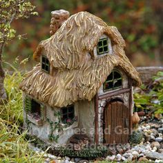 Fairy Homes and Gardens - Cottswold Cottage, $37.99 (http://www.fairyhomesandgardens.com/cottswold-cottage/)