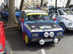 Peugeot 104 Rallye AY 315 YV - 16 juin 2013 (Grand Prix de Tours, boulevard Béranger - Tours)