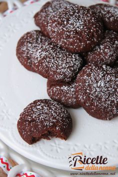 Ricette biscotti yogurt cacao