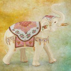 because I love elephants LOL