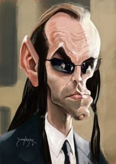 Hugo Weaving - The Matrix & Lord of the Ring