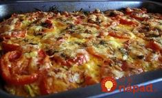 Zucchini casserole with minced meat and tomatoes – Golden recipes Sea Food Salad Recipes, Avocado Recipes, Potato Recipes, Meat Recipes, Seafood Recipes, Chicken Recipes, Cooking Recipes, Minced Meat Recipe, Vegan Coleslaw