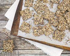 Orange-Kissed Seed Crackers recipe on Food52.com