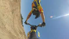 GoPro Channel | Fred Kyrillos FMX Flat Liner