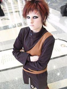 cosplay gaara