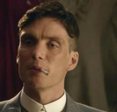 Thomas Shelby (Cillian Murphy) from Peeky Blinders