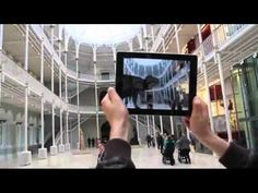 A short demonstration video showing one of the many ways augmented reality can be used to bring enhancements to museums. Augmented Reality Apps, Virtual Field Trips, National Museum, Educational Technology, T Rex, English Language, Scotland, Bring It On, In This Moment