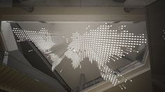 CSIS Data Chandelier by SOSO Limited
