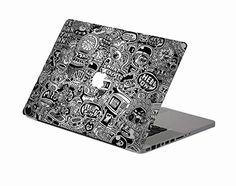 "NetsPower® Colorido Vinilo Frente Calcomanía Pegatina Adhesivo Sticker Power-up Art para Apple MacBook Pro 13"" - Patrón 56 NetsPower http://www.amazon.es/dp/B00QTEA9F2/ref=cm_sw_r_pi_dp_-z01vb1BBS79A"