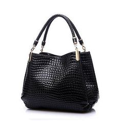 Item Type: Handbags Interior: Interior Compartment,Cell Phone Pocket,Interior Zipper Pocket,Interior Slot Pocket Pattern Type: Alligator Style: Fashion Gender: Women Lining Material: Polyester Exterior: Silt Pocket Closure Type: Zipper Handbags Type: Shoulder Bags Model Number: WT094 Brand Name: DIZHIGE Number of Handles/Straps: Two Hardness: Soft Types of bags: Shoulder Bags Shape: Casual Tote Main Material: PU Decoration: None Occasion: Versatile Bolsa feminina Color: Black/Blue/Red bolsos…