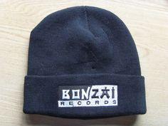 Bonzai Records Woolen Hat