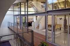 Cold - Sidney Church conversion to loft apartments