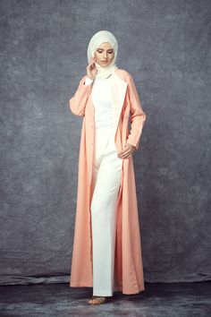 38dc2a78f46 11 Best Front Open Abaya images
