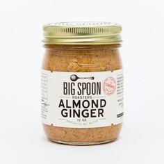 Almond Ginger Butter