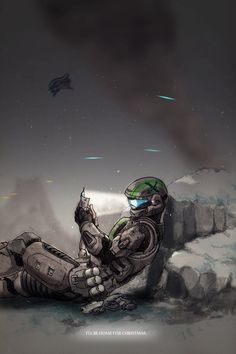 banshee (halo) black gloves blurry bodysuit character request choujigen game neptune commentary depth of field english text fingerless gloves firing gloves gun halo (game) handgun heart helmet highres holding isaki tanaka leaning back light neptune (se Armor Concept, Concept Art, Halo Drawings, Halo 3 Odst, Halo Spartan, Halo Armor, Halo Series, Halo Collection, Halo Game