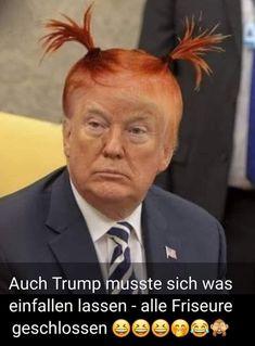 Corona Friseur Lustig