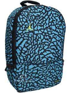 f40005b5cd6 Nike Air Jordan Backpack Bag Laptop Tablet Black Blue Green Men Women Boy  Girl #Nike #Backpack #Jordan #Blue #OrlandoTrend