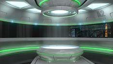 sci fi room - Google Search