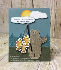 Stampin' Up! Bear Hugs, Bear Hugs Framelits, What Will You Stamp?, WWYS, stampinginferno