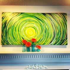 My painting...