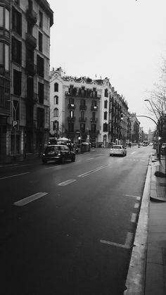 Morning in Barcelona