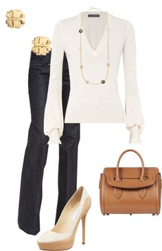 """McQueen Sweater"" by vintagesparkles78 on Polyvore"