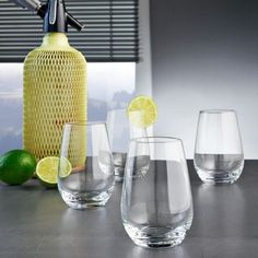 4-er Set Longdrinkglas VIVO VOICE BASIC - Qualität der VILLEROY & BOCH GROUP
