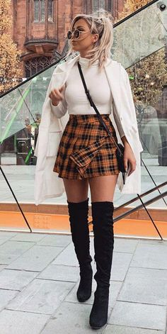 30 pretty winter outfits you can wear on repeat winter fashions winter fashion inspiration holiday fashion winter winter style fashion winter outfits fashion - The world's most private search engine Winter Outfits For Teen Girls, Winter Fashion Outfits, Holiday Fashion, Fall Winter Outfits, Teen Fashion, Fashion Trends, Winter Style, Style Fashion, Winter Wear